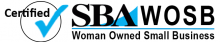 Women Owned Small Business Certification Logo